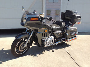 1983 Honda gold wing fullyloaded