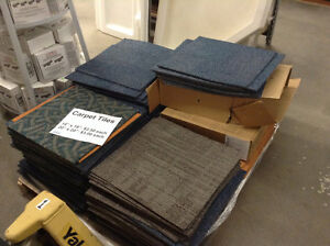 Assorted Carpet Tiles Ottawa Ottawa / Gatineau Area image 2