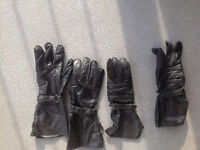 Ladies Gaunlet Riding Gloves