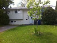 Bright 2 bed basement suite in East side, Available August 1st.