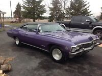1967 IMPALA SS....ORIG 396 BB....4 SPEED....REAL SS.....
