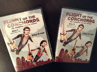 Flight Of The Conchords - DVD comedy