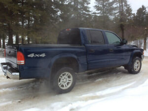 DODGE DAKOTA SLT 4x4