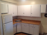 STEPS FROM VICTORIA HOSPITAL.  1 and 2 Bedroom Apartments