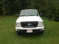 2007 Ford Ranger Coupe (2 door)