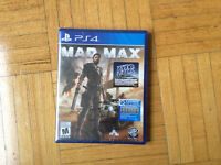 Playstation 4 Brand New Sealed MadMax