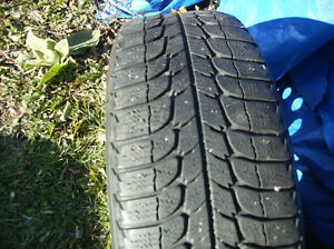 winter tires and rims Cornwall Ontario image 2