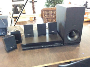 Sony Home Entertainment System