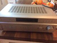 Sony amplifier RDS digital audio control centre STR DE497P