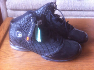 AND1 Basketball Sneakers, size 14, never worn