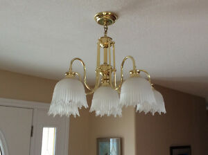 Dining room  chandliers