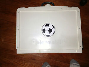 Playmboil soccer set for sale London Ontario image 2
