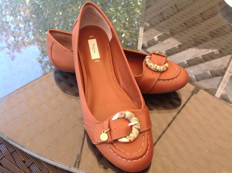 Paul Smith Ladies Shoes Size 40
