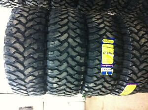 new mud tires cf 3000