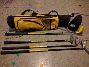 Junior golf clubs Right hand
