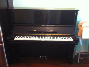 Yamaha U3 piano for sale by owner