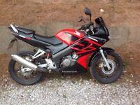 Honda CBR 125cc 12months mot 1owner