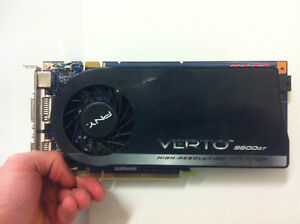 Selling PNY verto GeForce 9600 GT 1GB graphics card