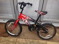 """Boys 12"""" bike"""
