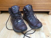 Freedom Trail WATERPROOF Walking Hiking Dog Walking Boots Sz6