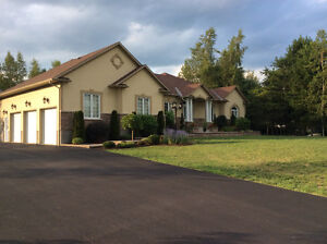 Beautiful Custom Home For Sale in Bourget