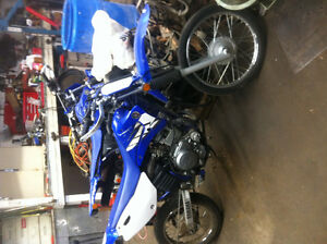 2004 TTR 125  x two