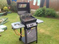 Landman Gas Barbecue