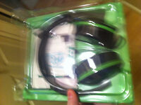 Xbox 360 Turtle beach gaming headset