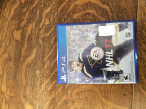 NHL 17- Ps4