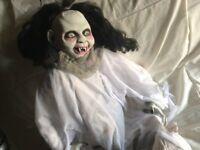 Halloween Horror Doll prop