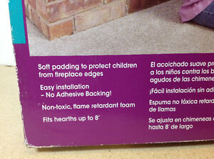 NEW IN BOX KidCo Hearth Guard - for fireplace model s710 Cambridge Kitchener Area image 2