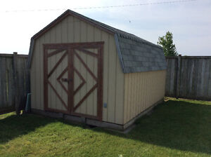 11 x 14' Shed