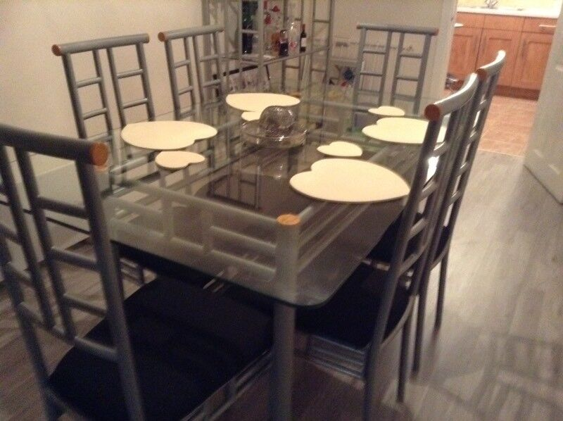 Dining room table and unit