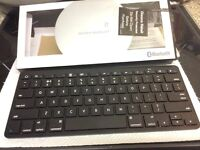 iPad Bluetooth Keyboard