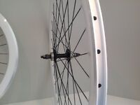 Set de roues 700 FIXIE neuf fixed gear wheel set