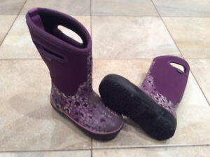 Boggs CGirl's Insulated Boots size 13