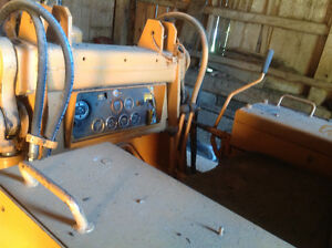 Case 450 Crawler Loader w/Backhoe & Counter-weight London Ontario image 3
