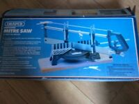 Draper precision mitre saw very good condition hardly used