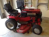 Lawn Tractor Toro 520H