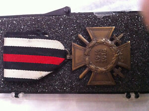 WWI Hindenburg Cross, Combatant Medal of honour Oakville / Halton Region Toronto (GTA) image 1