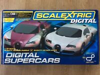 Scalextric Digital Supercars