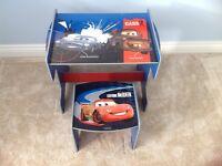 Cars Desk & Chair