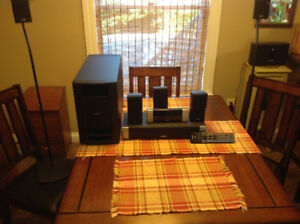 Bose lifestyle v-20 home theatre system