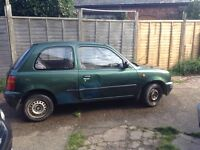Nissan Micra 1.0 for sale