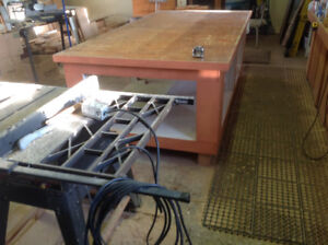 Construction  Work Table