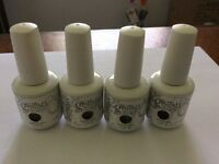 Gelish nail polishes-brand new