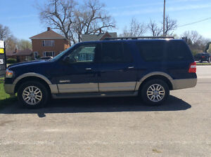 2008 Ford Expedition Max  SUV- 1 year or 15,000 km Warranty