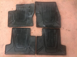 Ford Escape cargo cover trunk liner mats
