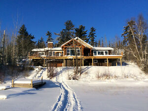 Gorgeous lake of the Woods Cottage near Kenora for rent