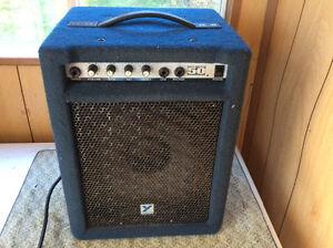 Yorkville Bassmaster 50 Watt Amplifier